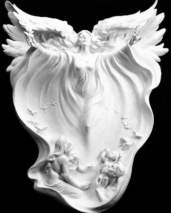 ангелы и феи алмазная вышивка наборы Чарівний діамант