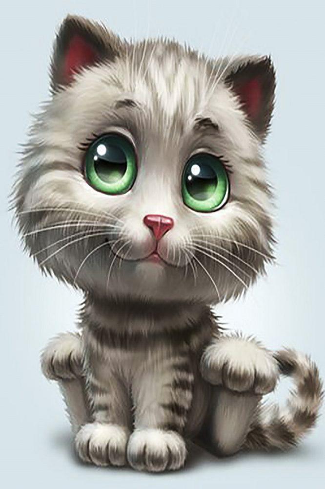 Котята картинки смешные из мультиков
