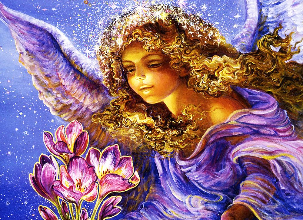 """Набор алмазной вышивки """"Ангел надежды"""""""