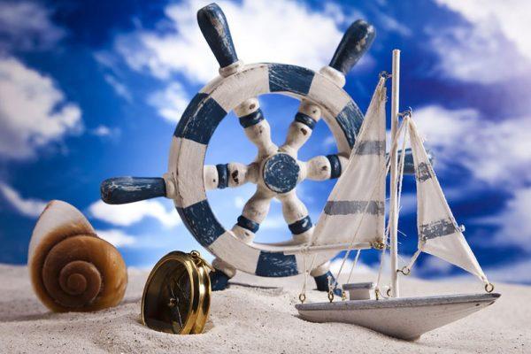"""Набор алмазной вышивки """"Мечты о море"""""""