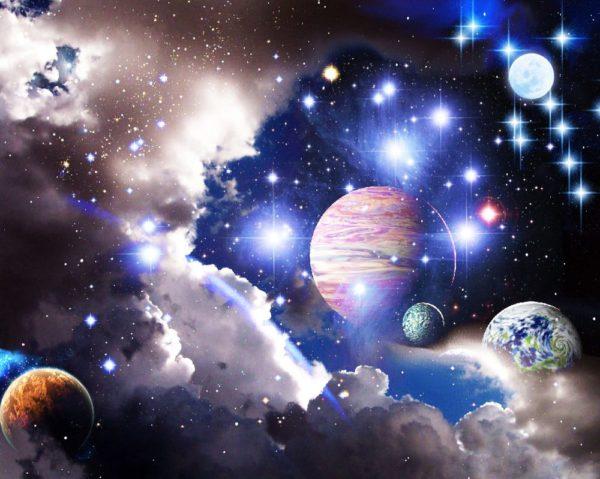 """Набор алмазной вышивки """"Вселенная. Космос"""""""