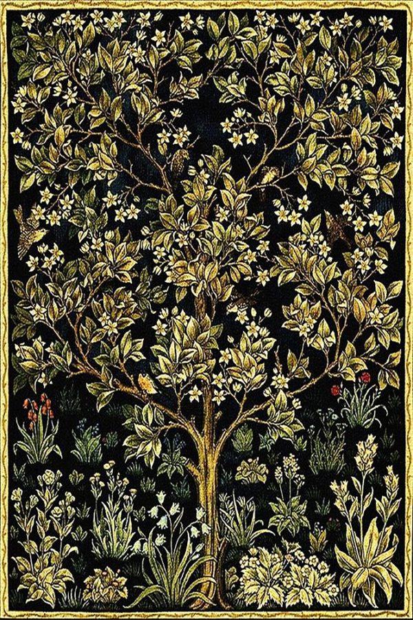 """Набор алмазной вышивки """"Символ - дерево жизни"""""""