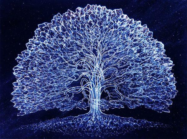 """Набор алмазной вышивки """"Дерево жизни"""""""