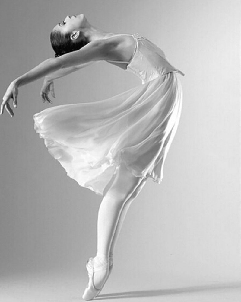 """Набор алмазной вышивки """"Балерина"""""""