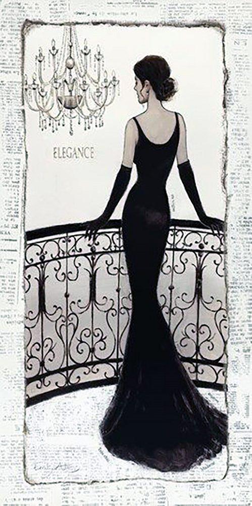 """Набор алмазной вышивки """"Элегантность"""""""