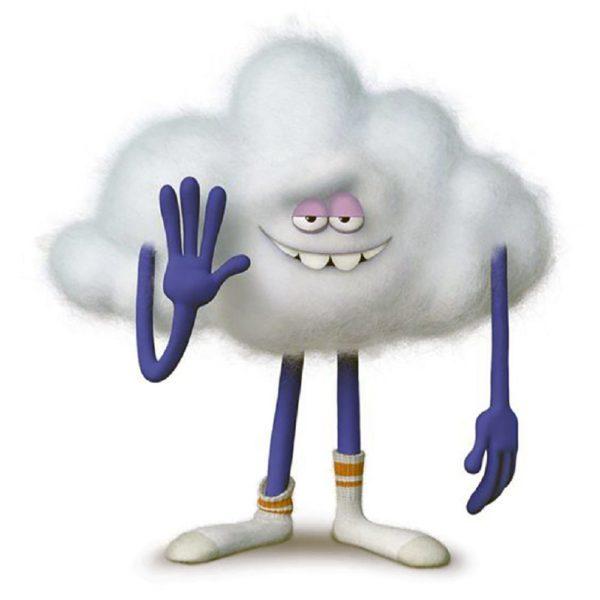 """Набор алмазной вышивки """"Тролль Mr. Cloud Guy - Мистер Облачко"""""""
