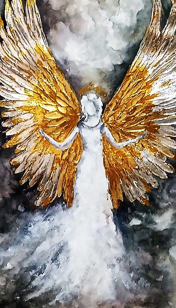 """Набор алмазной вышивки """"Ангел"""""""
