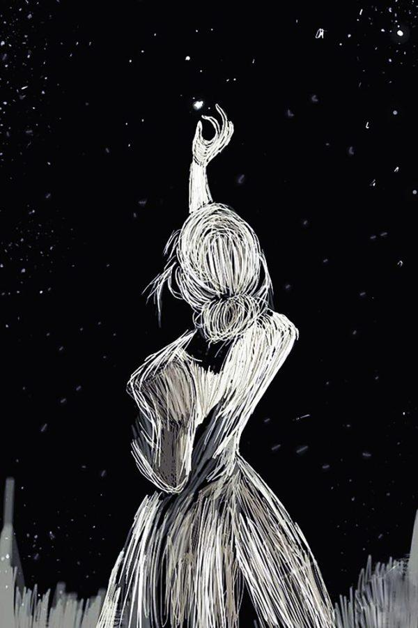 """Набор алмазной вышивки """"Дотянуться до звезды"""""""