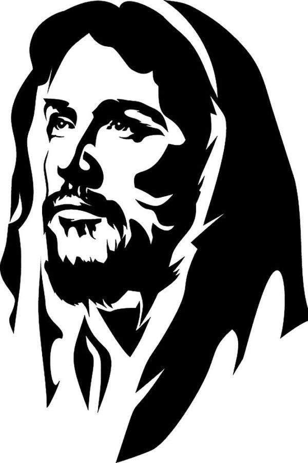 """Набор алмазной вышивки """"Иисус Христос"""""""