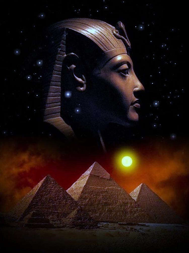 """Набор алмазной вышивки """"Символ Египта"""""""