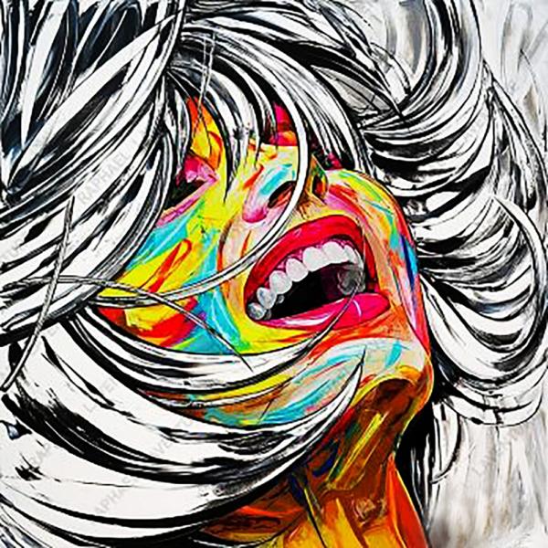 """Набор для рисования картин по номерам """"Счастье"""""""
